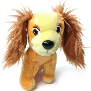 Disney's Lady and The Tramp Plushie